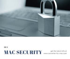 mac security os x