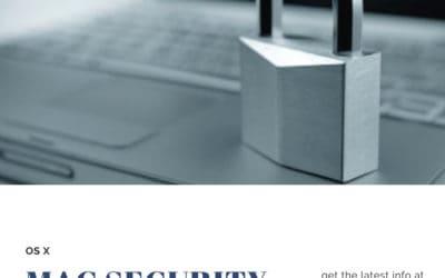 Apple & Mac Security OS X