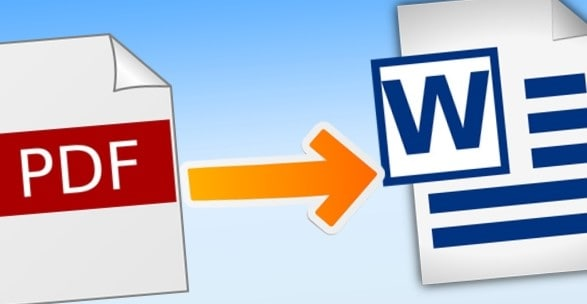 Five Best Free PDF to Word Converters